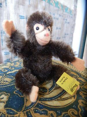 Vintage Steff Jocko Mohair Chimp