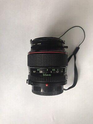 CANON FD 50mm F1.2 L EXC++