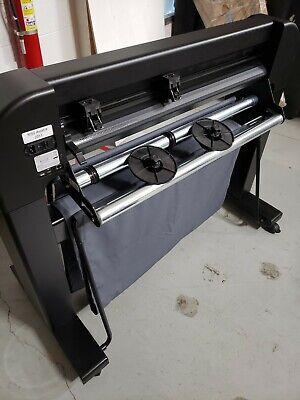 Summa Cutting Plotter Machine Slightly Used - Drag Knife With Turbocut