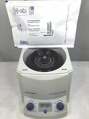 Eppendorf 5415d Centrifuge W Rotor F45-24-11 New Lid Incl. 1 Year Warranty