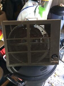 3000 watt electric heater.