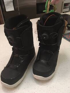 Size 13 - Thirty Two Snowboarding Boots Men's