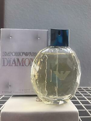 Emporio Armani Diamonds Perfume by Giorgio Armani 3.3 / 3.4 oz / 100 ml EDP