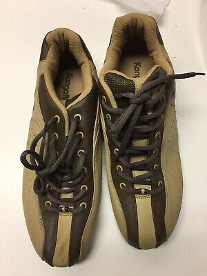 Kangaroos Men' Bowling Style Shoes Size 11 Brown/ Tan A209ss, used for sale  Rainier