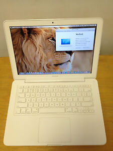 Apple-MacBook-White-Unibody-13-3-A1342-Mid-2010-2-40GHz-2GB-250GB-10-8-OSX