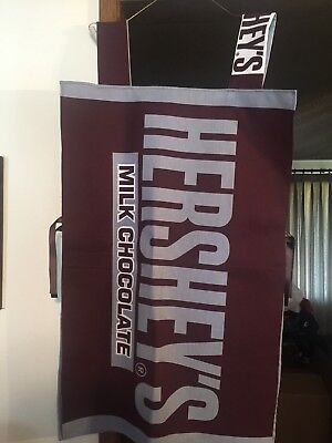 Hersheys Hershey's Chocolate Candy Bar Halloween Costume Dress Up NEW Homemade
