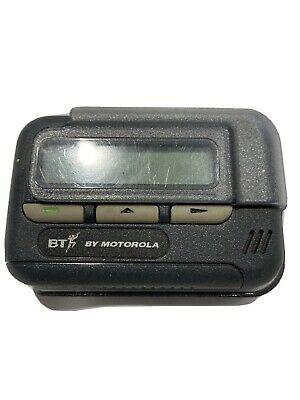 BT By Motorola Pager Vintage