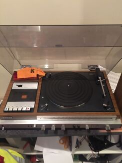 Sony record,cassette and radio player and 30 LPs. Appin Wollondilly Area Preview