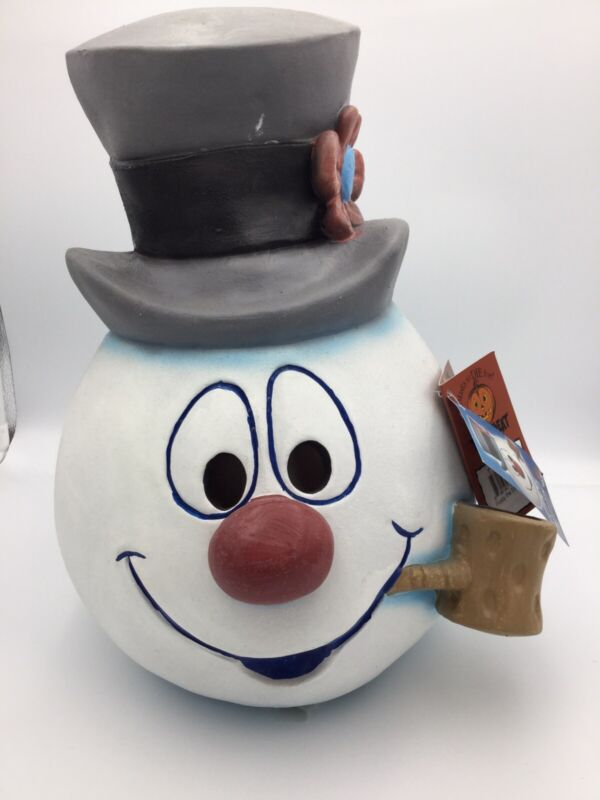 Frosty The Snowman Mask Latex By Trick Or Treat
