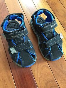 Timberland Sandals Toddler size 9