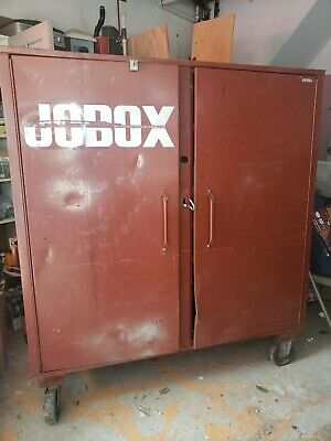 Jobox Tool Storage Cabinet