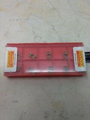 Sandvik Coromant Inserts N331-1a-04 35 05e-kl 1020 New