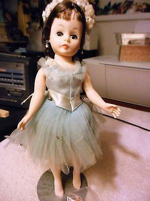 "Madame Alexander  1960's Cissette ""Ballarina"" doll"
