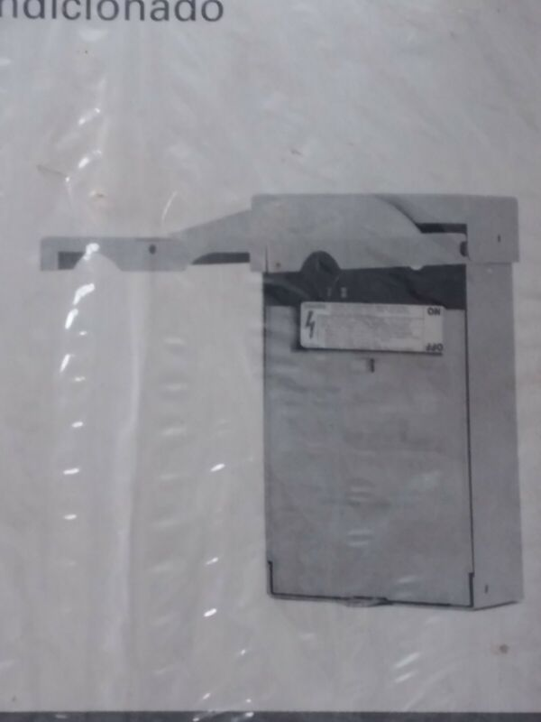 Eaton Cutler-Hammer Non-Fusible Pullout  A/Conditioner Disconnect 60 Amp 240 VAC