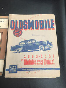 Original Oldsmobile, Buick, Chev, Holly, and BF Goodrich