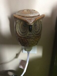 Owl wax burner