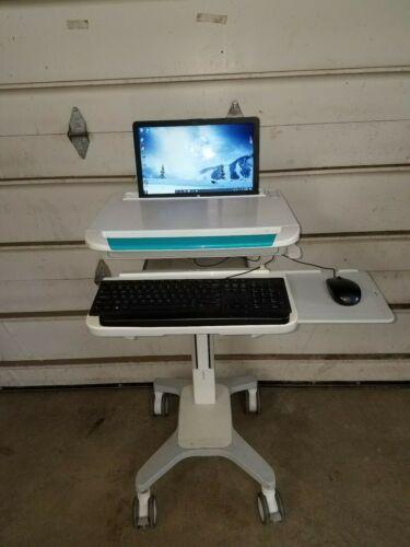 Ergotron Rolling Medical Workstation / Laptop Cart