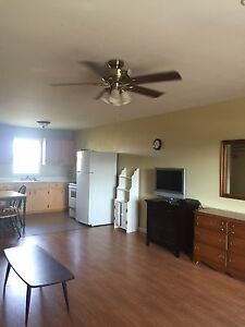 Furnished bachelor summerside