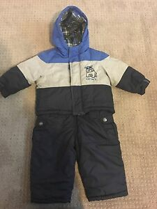 Carter's baby boy 24 months snowsuit located in Cumberland