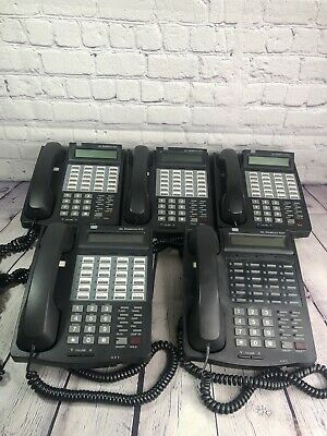 Lot Of 5 Starplus Sts Vodavi 3515-71 Business Phones