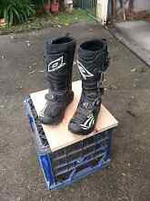 For Sale - Motor Cross Boots Muswellbrook Muswellbrook Area Preview