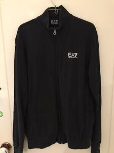 Emporio Armani 7 (EA7) Men's Jacket