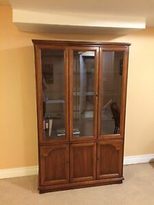 CHINA CABINET - NEW PRICE!