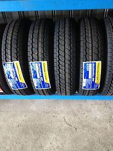 195 R14 Light Truck Tyres Salisbury Salisbury Area Preview