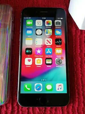 Apple iPhone 6 - 64GB - Space Grey