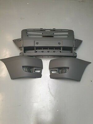 FORD TRANSIT MK7 NEW FRONT BUMPER 2006 - 2014 COMPLETE 3 SECTIONS THATCHAM