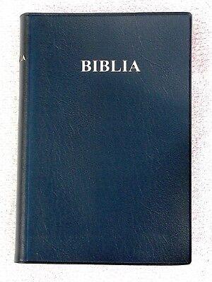 Swahili Bible, Union Version, Black Vinyl Textured Cover