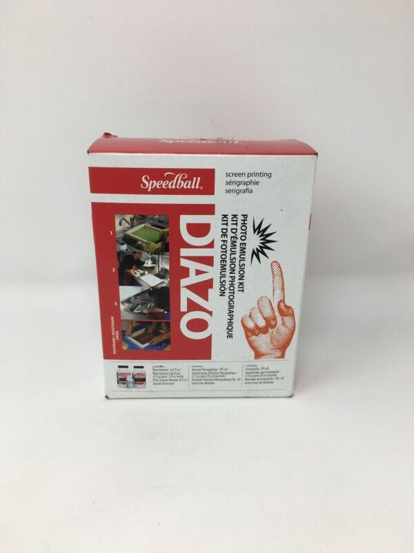 Speedball Diazo Photo Emulsion Kit, #5592