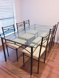 Big Dining Table for 8 people