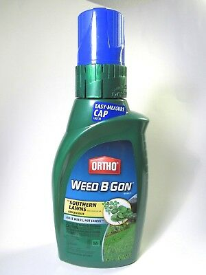Ortho Weed B Gon Max for Southern Lawns Concentrate 32 fl oz (1 Quart) / 946 (Ortho Weed B Gon Max For Southern Lawns)