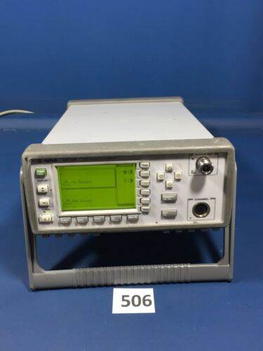 "Agilent E4418B EPM Series Power Meter  ""SELF TEST PASSED"""