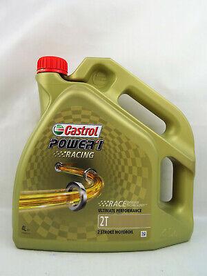 Castrol Power 1 Racing 2T 4Liter 2 Takt ÖL vollsynthetisch Power1 Motoröl