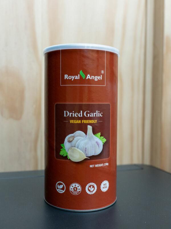 Dried Garlic Slice (Vegan Friendly)