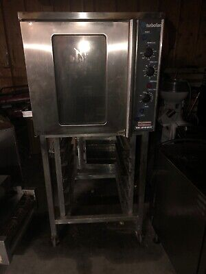 Moffat Turbofan E32ms Bake Convection Oven Steam Cook Hold 220240v 27.8a 6.6k