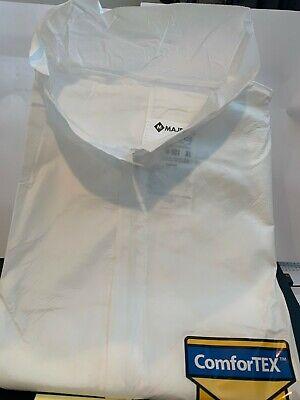 Safety Hazmat Suit Bug Out Paint Hood Less X-large