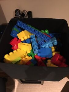 Mega blocks great condition.  Smoke and pet free home.