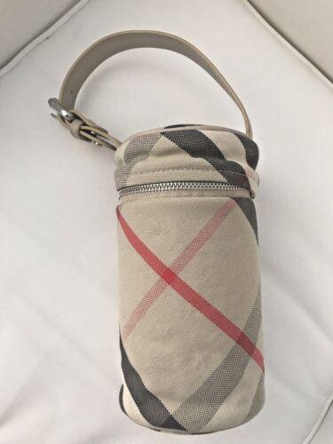 BURBERRY Nwt Baby Bottle Warmer Bag