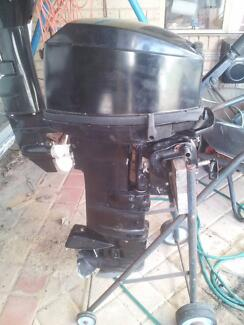 Outboard 25Hp Port Kennedy Rockingham Area Preview