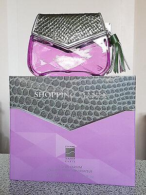 EAU DE PARFUM shopping mania Diva Vaporisateur,  Natural Spray, 100 ml, 80% Vol - Diva Eau De Parfum Spray