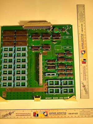 Memory Board For Barudan Embroidery Machine Part Number Dab-005