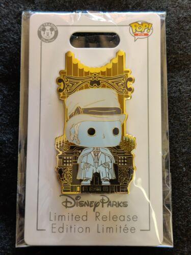 Disney Organ Player Funko Pop! Pin - Haunted Mansion - LR. NEW