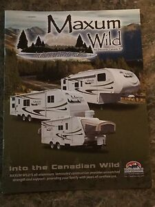 "⭐AMAZING HOME ON WHEELS, ""MAXUM WILD"" B/H RV"