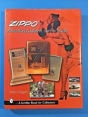 Zippo Advertising Lighters: Cars & Trucks