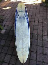 Stewart 9;1in mal surfboard Shortland Newcastle Area Preview