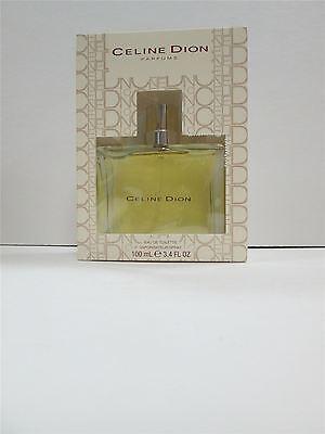 Celine Dion By Celine Dion 1 0 Oz 30 Ml Women Perfume Edt Spray New In Box