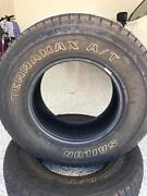 4wd tyres 80% tread Hollywell Gold Coast North Preview